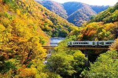 JR山田線 宮古市/岩手県 Miyako City, Iwate