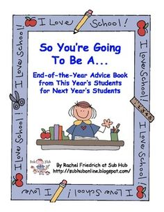 End-of-the-Year Advice Book