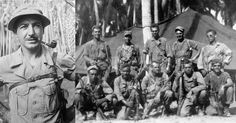 Henry Mucci's rescue of POWs from Cabanatuan Prison Camp