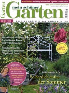 Mein Schöner Garten für 24,00€ mit 20,00€ Universalgutschein – Effektivpreis: 4,00€