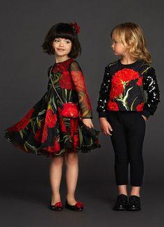 Kid's Wear - Dolce&Gabbana SS 2015