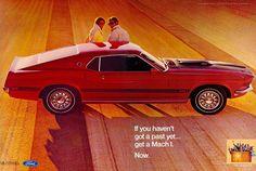 1969 Mach 1 (nuff said!)