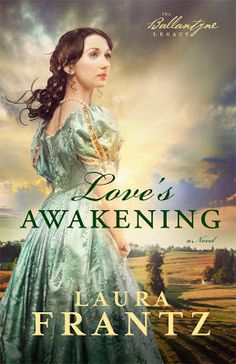 Enter to win a copy of Love's Awakening by Laura Frantz! Winner can choose a print or eBook copy. Giveaway is only open to residents of the US and Canada. Giveaway ends 9/29.  Link: http://www.christianbookshelfreviews.blogspot.com/2013/09/a-peek-into-making-of-book-cover-guest.html