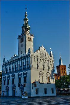 Chełmno town hall