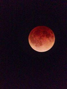 Rare Lunar Eclipse Cast Quite A Spell On Stargazers #BloodMoon2014 #LunarEclipse