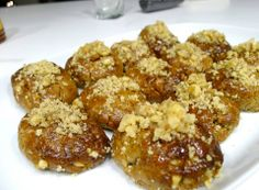 Cyprus Tradition and Gastronomy. Melomakarona  are one of Christmas most famous sweets in Cyprus!