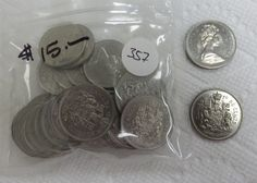 $15.00 Face Value Canadian 50 cent Coins.  Price : $5.12  Ends on : 4 hours Order Now
