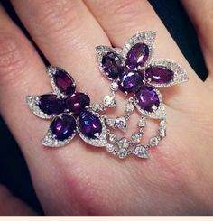David Morris ring