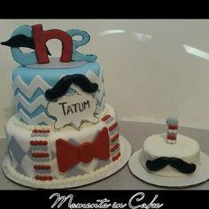 Mustache 1st Birthday