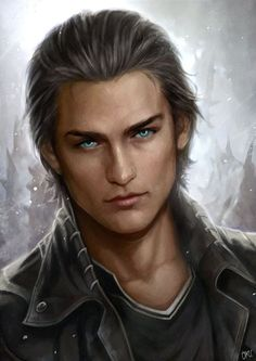 Fernar by Aomori on deviantART IT'S RYLEIGH HOLY CRAP but his face is not as pointy and his hair is lighter. Description from pinterest.com. I searched for this on bing.com/images: