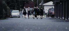 Girl squad skam