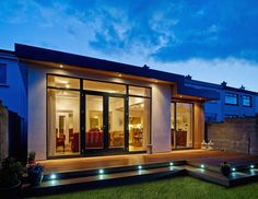 Shomera transformed this Castleknock home. The Dublin House Extension was designed by Shomera, building by Shomera and the result was a great extension.