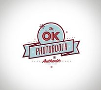 The OK Photobooth logo - FOUNDRY CO