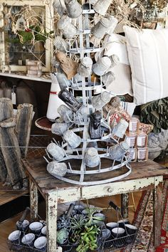 Many French drying rack available at American Home and Garden in Ventura, CA