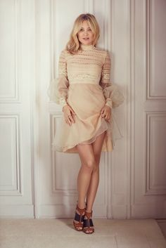 Kate Hudson Styled Her New Jimmy Choo Campaign via @WhoWhatWear