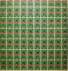 Andy Warhol, S Green Stamps