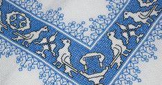 Ricami e schemi a Punto Croce gratuiti: Raccolta schemi punto Assisi n 2