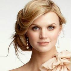 Updo Hairstyles for Medium Length Straight Hair