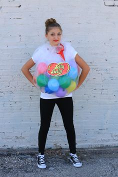 Halloween is just around the corner and if youu0027re a little behind with coming up with ideas for a costume donu0027t worry weu0027ve got your back with some quick ...  sc 1 st  Pinterest & Gumball Machine Costume | Kamri Noel | CGH | Halloween | Pinterest ...