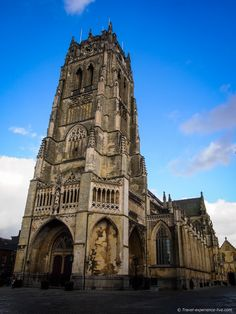 Basilica of Our Lady in Tongeren, Belgium