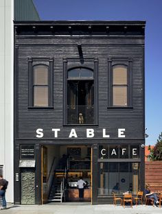 The Stable Cafe in San Francisco