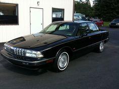 Green Valley Motors Inc. - 1992 Oldsmobile 98 Regency Elite ...