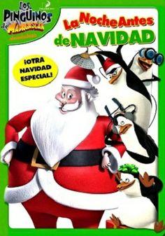 Los Pingüinos de Madagascar: La noche antes de Navidad - online 2010