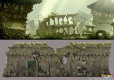 Visual Development Artist Aymeric Kevin was kind enough to share some of the early concept art for Rayman Legends which he created while working at Ubisoft Montpellier. Aymeric is currently located in Japan where he works as a background director and visual development artist. His list of animated projects include Kick-Heart and Space Dandy. Link: …