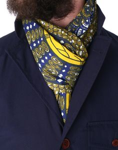 African Print Scarf Retrouvez toutes les sélections Best-Of de CéWax sur le blog:https://cewax.wordpress.com/ Style ethnique tissus africains, Ankara, african men fashion prints pattern fabrics, wax,, kente, kitenge, kanga, bogolan, pagne, mud cloth, woodin…