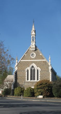 Uniting Church, Angaston. Barossa Valley, South Australia. Image © Dragan Radocaj Photography.
