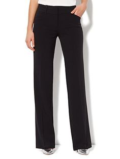 7th Avenue Bootcut Pant - Double Stretch - Average - New York & Company