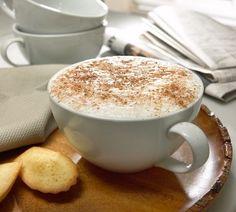 cinnamon cappuccino.