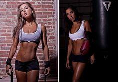 IFBB Pro Athlete & Fitness Model Kelly Gonzalez: workout plan, diet, and supplementation.