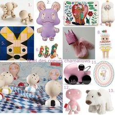 toys for little sweet hearts