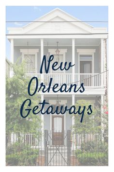 HomeAway shares why New Orleans is still one of the top destinations for travelers looking for a getaway. This year offers more fun than ever because New Orleans is celebrating its tricentennial so there are even more celebrations than usual. Looking to plan your next getaway? Check out these trendy NOLA properties!
