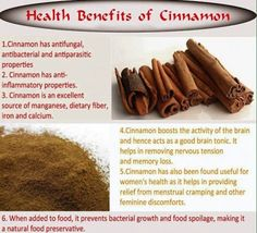 #HealthRegards Are you a #Cinnamon lover..If not, you would certainly like to give it a try after reading its tremendous benefits!!