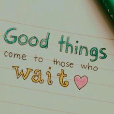 This is so true. I have been waiting for a blessing to come, and the Father graced me with one just today!