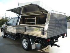 Tool Boxes Melbourne Gallery Page 6 - Aussie Tool Boxes Custom Tool Boxes, Bed Tool Box, Truck Storage, 4x4 Van, Box Building, Nissan Navara, Canopy, Melbourne, Drawer