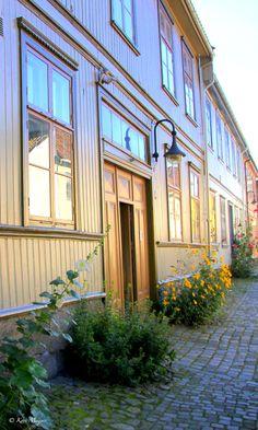 Gamlebyen i Fredrikstad, Norway