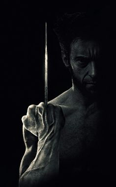 006 2017 Movie-The Wolverine 3 - Hugh Jackman Action x x Silk Poster