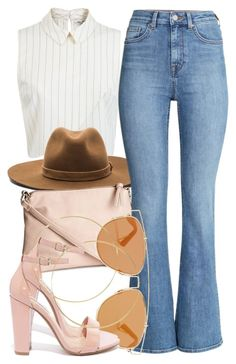 """""""7/15/16"""" by nasirkami ❤ liked on Polyvore featuring Miss Selfridge, rag & bone, H&M, Christian Dior and Steve Madden"""