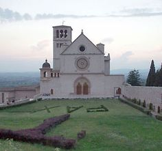Assisi, Italy Someday I'll go back