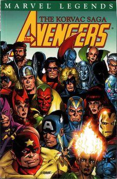 """LOS VENGADORES: SAGA DE KORVAC. El artículo más popular del día según WordPress. Análisis y Valoración de una de las historias más conocidas del Comic-Book USA de superhéroes The Avengers (Los Vengadores), denominada """"SagaKorvac"""". #LosVengadores #LosGuardianesDeLaGalaxia #Comics #Marvel http://microcosmosfriki.wordpress.com/2014/08/19/los-vengadores-saga-de-korvac/"""