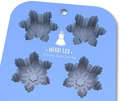 Snowflake Silicone Mold for Frozen party. Great for Chocolate, Candy, Cupcakes, Muffins, Ice Cubes, Soaps, Bath Bombs & Candles Heidi Lee http://www.amazon.com/dp/B00NKUQTNE/ref=cm_sw_r_pi_dp_ButVub0NZXH5P