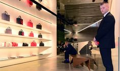 Victoria Beckham opens first shop. Find out the details on the OWNZONES The Guardian: Life and Style channel.