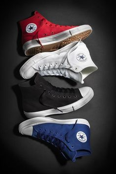 After 98 years, Converse has finally created a second iteration of the popular Chuck Taylor, with its All Star II.