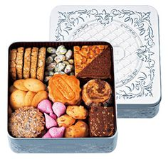 [マリベル] ワンダートレジャー(マリベル特製缶入りクッキー) グルメ・ギフトをお取り寄せ【婦人画報のおかいもの】