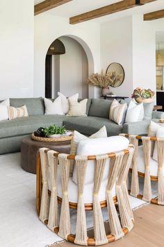 My Living Room, Home And Living, Living Room Decor, Living Spaces, Bedroom Decor, Modern Living, Style At Home, Home Decor Inspiration, Decor Ideas