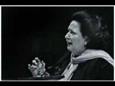 """Montserrat Caballe """"Chi il bel sogno di Doretta"""" La Rondine"""
