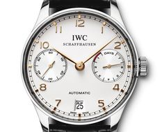 PORTUGUESE AUTOMATIC #IW500114